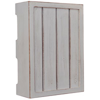 Shiplap Whitewash Chime