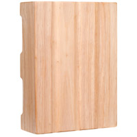 Craftmade Teiber Door Chime in Unfinished Oak CH2401-UO