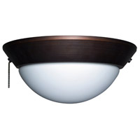 Ellington by Craftmade Signature LED Bowl Light Kit in Aged Bronze CKD-12ABZ-LED