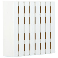 Signature White Door Chime