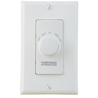 Signature White Fan Control System