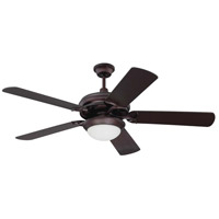 Craftmade Cosmos 2 Light 52-in Indoor Ceiling Fan in Oiled Bronze CO52OB5