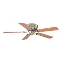 Ellington by Craftmade Close-Up 52-in Indoor Ceiling Fan in Antique Brass CU52AB5