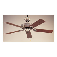 Ellington by Craftmade Beaufort 4 Light 52-in Indoor Ceiling Fan in Antique Nickel E-BFT52AN5C