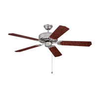 Ellington by Craftmade Pro 52-inch Ceiling Fan Motor Only in Brushed Satin Nickel E52BN