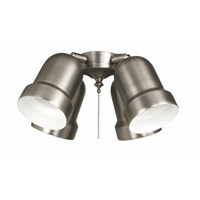 Ellington by Craftmade Universal Fitter 4 Light Light Kit in Antique Nickel ECX44AN
