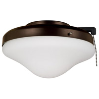 Ellington by Craftmade Outdoor Universal Dome 2 Light Light Kit in Espresso ELK113-1ESP-W
