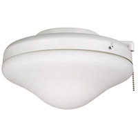 Ellington by Craftmade Outdoor Universal Dome 2 Light Light Kit in White ELK113-1WW-W