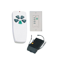 Fan Control White Combo Pack Fan Control