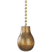 Craftmade FP-PR-WAL Pear Walnut Fan Pull Chain