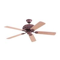 Ellington by Craftmade Grandeur 52-in Indoor Ceiling Fan in Copperstone GD52CS5