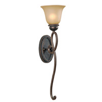 Craftmade 25231-MB Highland Place 1 Light 7 inch Mocha Bronze Wall Sconce Wall Light alternative photo thumbnail