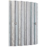 Craftmade ICH1730-GV Recessed Corrugated Galvanized Chime