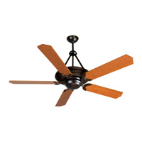 Craftmade Metro Ceiling Fan With Blades Included in Oiled Bronze K10322