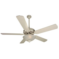 Craftmade K10622 Pro Builder 201 52 inch Antique White Ceiling Fan Kit in Contractor Antique White