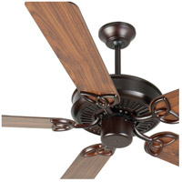 Craftmade K10678 Cxl 52 inch Oiled Bronze with Walnut Blades Ceiling Fan Kit in Light Kit Sold Separately, Plus Walnut, Blades Included alternative photo thumbnail