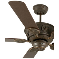 Craftmade K10871 Chaparral 52 inch Aged Bronze Textured with Aged Bronze Blades Ceiling Fan Kit in MDF Blades, Contractor Plus, Light Kit Sold Separately, Blades Included alternative photo thumbnail