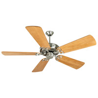 Craftmade CXL Ceiling Fan With Blades Included in Stainless Steel K10985