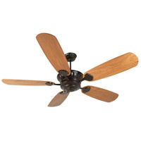 DC Epic 70 inch Oiled Bronze with Walnut Blades Ceiling Fan With Blades Included in Epic Walnut, Light Kit Sold Separately
