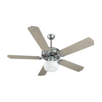 Craftmade Porch Fan Outdoor Ceiling Fan With Blades Included in Galvanized K11154