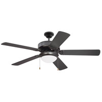 Pro Energy Star 209 52 inch Oiled Bronze Indoor Ceiling Fan Kit