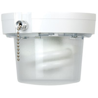 Craftmade K212PC-LED Signature LED 5 inch White Flushmount Ceiling Light
