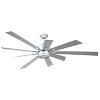 Katana 72 inch Titanium Ceiling Fan in Blades Sold Separately