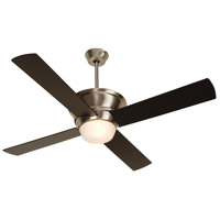 Craftmade Kira 2 Light 52-in Indoor Ceiling Fan in Stainless Steel KI52SS4
