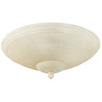 Universal LED Antique Linen Fan Bowl Light Kit