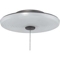 Craftmade LK105-ABZ-LED Elegance LED Aged Bronze Brushed Fan Bowl Light Kit Universal Mount