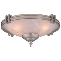 Craftmade Low Profile Contemporary  Bowl 2 Light Light Kit in Brushed Nickel LK63CFL-BN