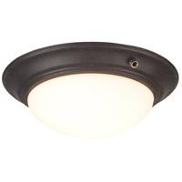 Craftmade LKE53-AG-LED Bowl LED Aged Bronze Textured Fan Light Kit