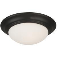 Craftmade Bowl LED Flat Black Fan Light Kit