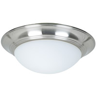Craftmade Elegance Bowl 2 Light Light Kit in Stainless Steel LKE53CFL-SS