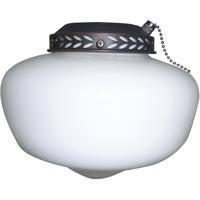 Ellington by Craftmade Schoolhouse Bowl 1 Light Light Kit in Aged Bronze LKG1ABZ