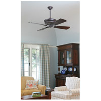 Craftmade K11234 Monroe 56 inch Oiled Bronze Gilded with Classic Ebony Blades Ceiling Fan Kit in 56