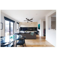 Craftmade PU52OB5 Pulsar 52 inch Oiled Bronze with Reversible Oiled Bronze and Walnut Blades Ceiling Fan
