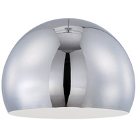 Jeremiah by Craftmade Design-A-Fixture Shade in Chrome M12CH