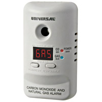Teiber by Craftmade Signature Co2 Detector MCND401B