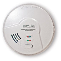 Teiber by Craftmade Signature Smoke Detector MDSCN111