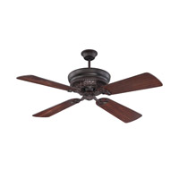 Craftmade Monroe 52-inch Ceiling Fan Motor Only in Oiled Bronze Gilded MNR52OBG