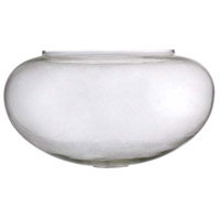 Jeremiah by Craftmade Design-A-Fixture Glass in Clear N551C