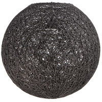 Jeremiah by Craftmade Design-A-Fixture Shade in Black N703BLK