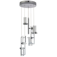 Craftmade P781CH6-HUE Hue LED 14 inch Chrome Mini Pendant Ceiling Light