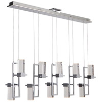 Craftmade P783CH10-LED Signature LED 47 inch Chrome Linear Pendant Ceiling Light