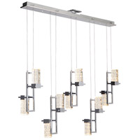 Craftmade P783CH10-LED Signature LED 47 inch Chrome Linear Pendant Ceiling Light alternative photo thumbnail