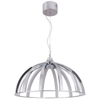 Signature LED 20 inch Chrome Mini Pendant Ceiling Light