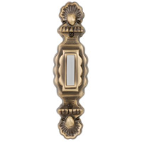 Craftmade Teiber LED Push Button in Burnished Brass PB3031-BB