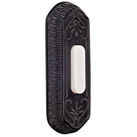 Craftmade PB3034-WB Designer Weathered Black Lighted Push Button