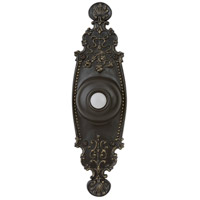 Craftmade Teiber Traditional Surface Mount LED Lighted Pushbutton in Antique Bronze PB3035-AZ